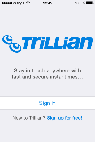 trillian home